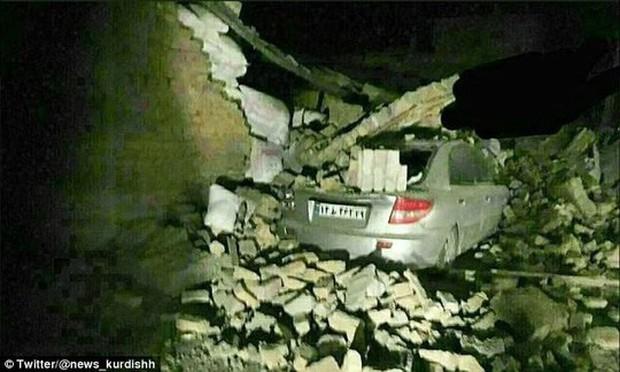 Động đất ở biên giới Iran - Iraq, hơn 361 người thương vong - Ảnh 2.