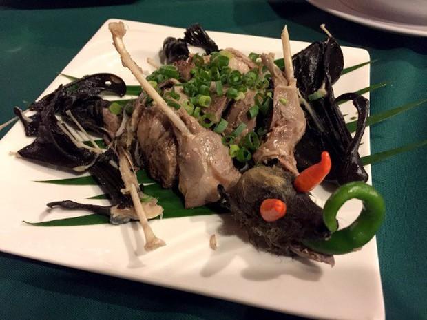 Ớn lạnh với bát súp dơi: Món ăn kinh dị bậc nhất thế giới, thách thức cả những người sinh ra để ăn - Ảnh 4.