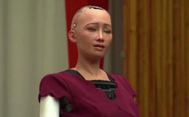 Robot Sophia được trao quyền công dân: Liệu có quá nhiều đặc lợi? - Ảnh 1.