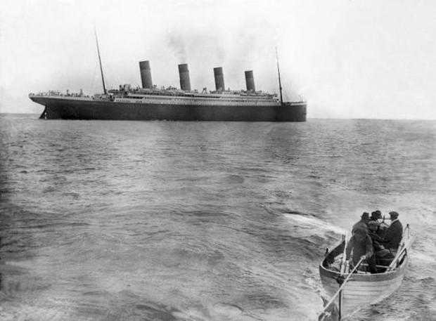 Hình ảnh hiếm có về tàu Titanic: Sự vĩ đại bao người mơ ước lại là thảm kịch không thể quên của thế kỷ 20 - Ảnh 9.