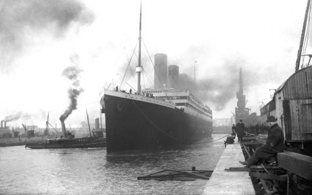 Hình ảnh hiếm có về tàu Titanic: Sự vĩ đại bao người mơ ước lại là thảm kịch không thể quên của thế kỷ 20 - Ảnh 6.