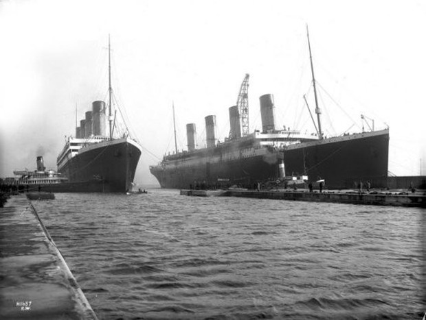 Hình ảnh hiếm có về tàu Titanic: Sự vĩ đại bao người mơ ước lại là thảm kịch không thể quên của thế kỷ 20 - Ảnh 3.