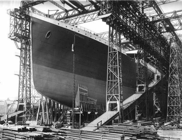 Hình ảnh hiếm có về tàu Titanic: Sự vĩ đại bao người mơ ước lại là thảm kịch không thể quên của thế kỷ 20 - Ảnh 2.