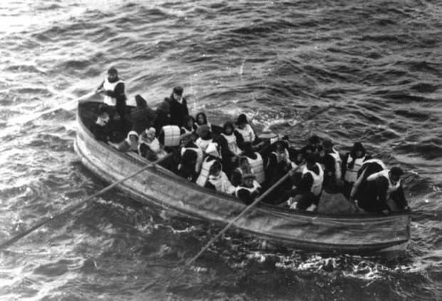 Hình ảnh hiếm có về tàu Titanic: Sự vĩ đại bao người mơ ước lại là thảm kịch không thể quên của thế kỷ 20 - Ảnh 8.