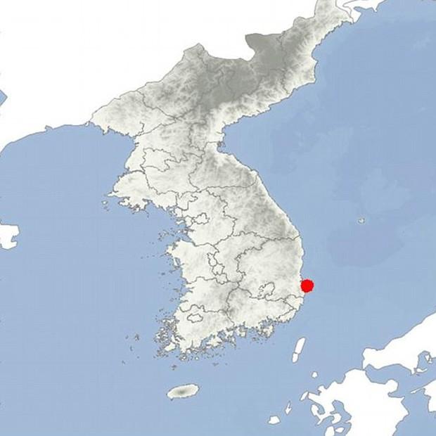 Khung cảnh đổ nát sau trận động đất mạnh 5,5 độ richter được đánh giá là mạnh thứ 2 trong lịch sử Hàn Quốc - Ảnh 3.