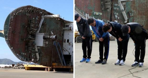 Sau 4 năm ròng rã, 5 gia đình nạn nhân cuối cùng trong vụ chìm phà Sewol đồng ý dừng công việc tìm kiếm - Ảnh 1.