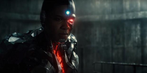 Justice League đã sử dụng tiểu sử của Cyborg như thế nào? - Ảnh 1.
