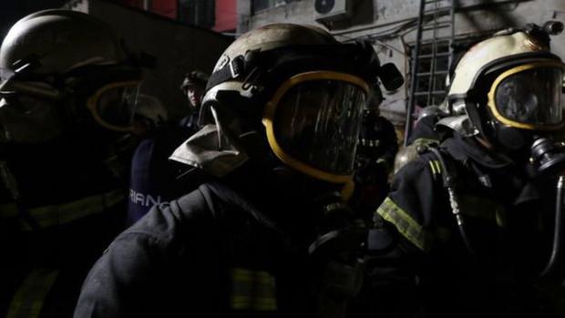 Cháy lớn ở Bắc Kinh, Trung Quốc khiến 19 người thiệt mạng - Ảnh 3.