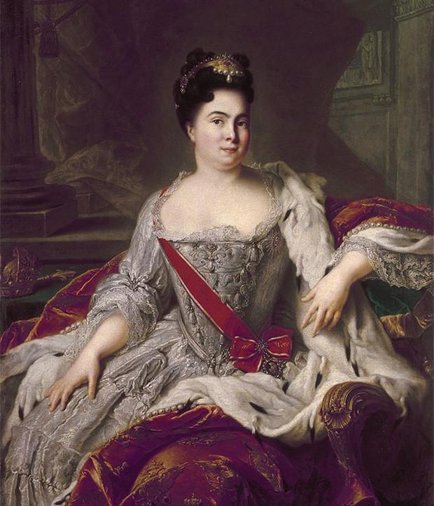 Nữ hoàng đầu tiên của nước Nga: Từ cô hầu gái không biết chữ đến người cùng vua chia sẻ ngai vàng - Ảnh 1.