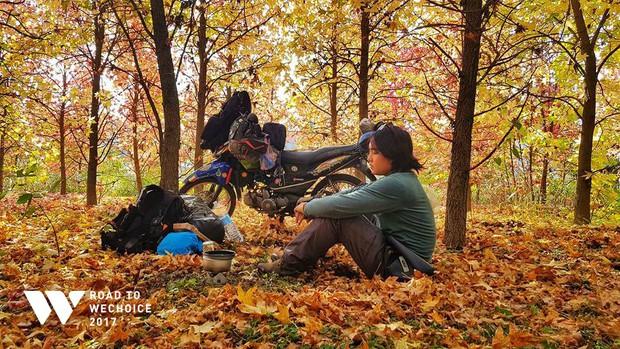 8x Việt chinh phục thế giới bằng xe máy: Đi để đối diện với chính mình và khám phá bản thân một cách tốt nhất - Ảnh 2.