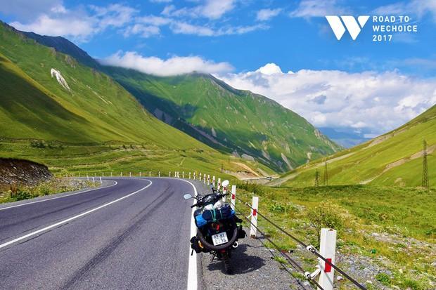 8x Việt chinh phục thế giới bằng xe máy: Đi để đối diện với chính mình và khám phá bản thân một cách tốt nhất - Ảnh 14.