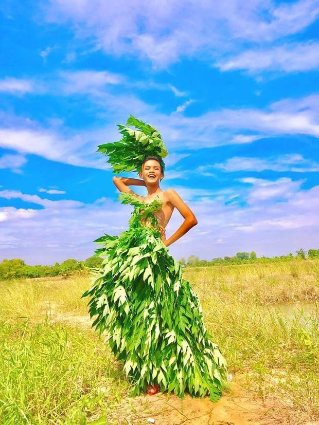 Thiên thần Victorias Secret phiên bản nông nghiệp Thái Lan khoe dáng nuột nà trong bộ ảnh mới - Ảnh 2.