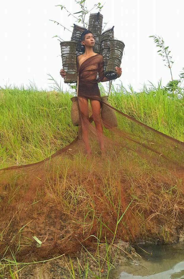 Thiên thần Victorias Secret phiên bản nông nghiệp Thái Lan khoe dáng nuột nà trong bộ ảnh mới - Ảnh 3.