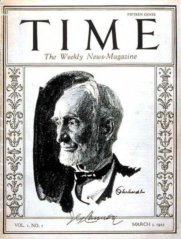 Những điều thú vị hiếm người biết về tạp chí nổi tiếng Time - Ảnh 1.