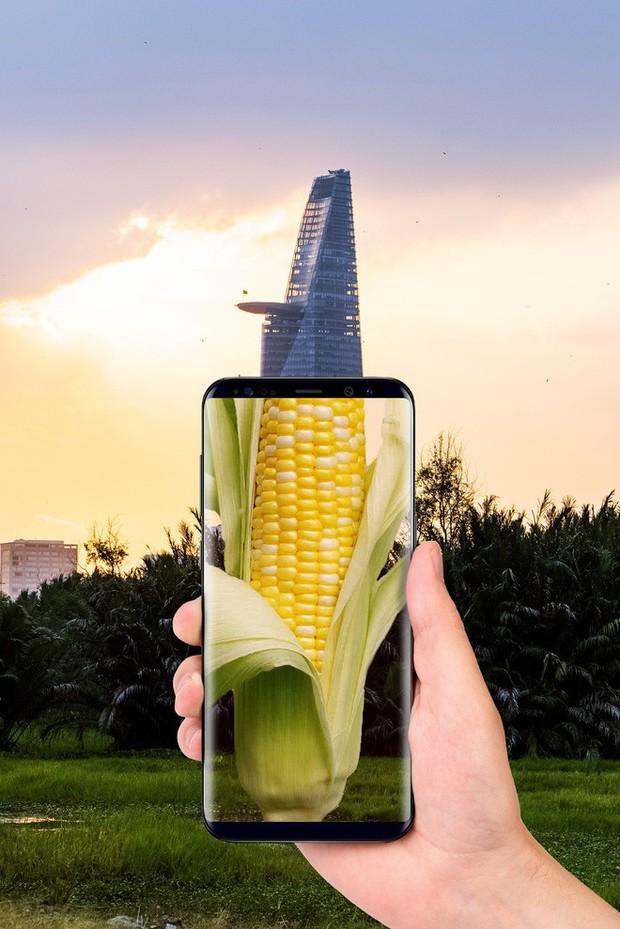 Bộ ảnh Sài Gòn Vô cực đẹp ấn tượng chụp bằng Galaxy S8+ - Ảnh 10.