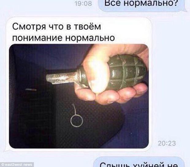 Gỡ chốt lựu đạn rồi chụp ảnh selfie gửi cho bạn, thanh niên tử vong sau cú nổ kinh hoàng - Ảnh 1.