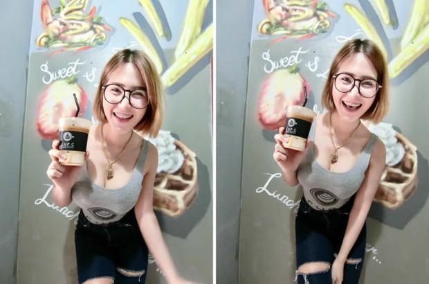Quán cafe trễ nải đặc biệt ở Thái Lan gây sốt vì dàn nhân viên quá nóng bỏng - Ảnh 4.