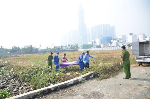 Phát hiện thi thể người phụ nữ trôi trên sông Sài Gòn - Ảnh 3.