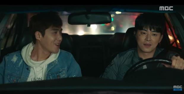 Two Cops: Đang điều tra, Jo Jung Suk bỗng nhận ra điều bất ngờ ở chính mình - Ảnh 1.