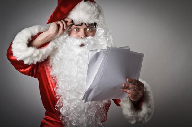 Thư nói thẳng, nói thật gửi ông già Noel của cậu bé 6 tuổi khiến 64.000 người thích thú - Ảnh 2.