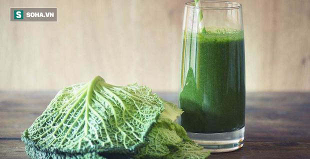 Mùa đông nên ăn ngay loại rau đang chính vụ này để thải độc cơ thể, ngăn ngừa ung thư - Ảnh 1.