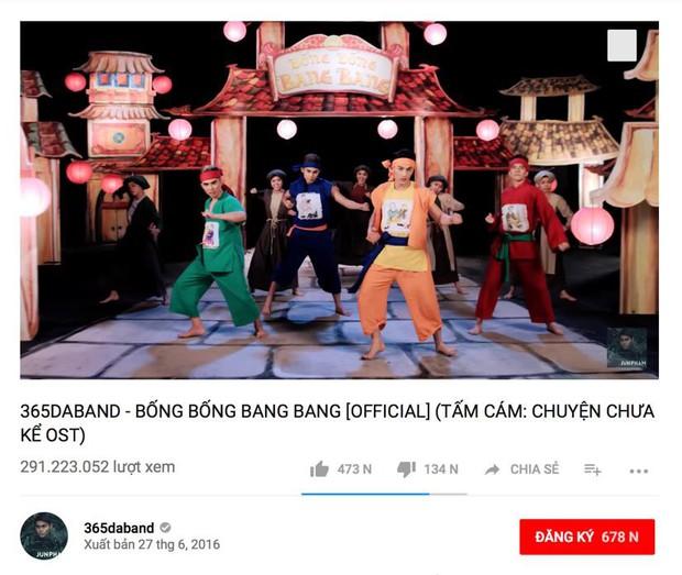 Gần 300 triệu views kỉ lục của nhạc Việt, địa chấn Bống Bống Bang Bang đã làm được những gì? - Ảnh 2.