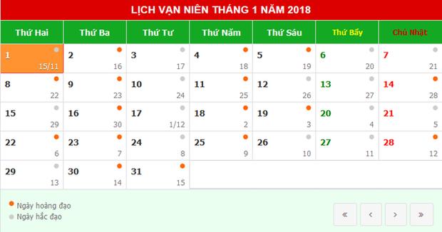 Tết Dương lịch 2018 người lao động được nghỉ mấy ngày? - Ảnh 1.