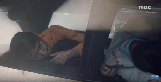 Quá manh động, Yoo Seung Ho không sợ ngứa, kề sát môi robot - Ảnh 9.