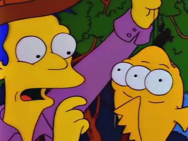 7 lần bộ phim Gia đình Simpson tiên đoán đúng đến rùng mình các sự kiện tương lai: Từ Tổng thống Donald Trump tới Disney mua lại hãng Fox - Ảnh 2.