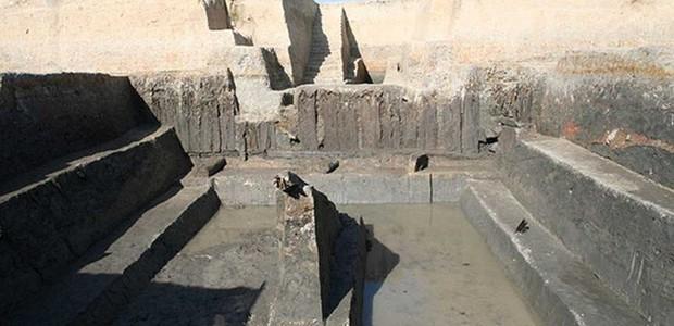Mất 4 năm khai quật, nhà khảo cổ phát hiện hệ thống thủy lợi cổ nhất thế giới ở Trung Quốc - Ảnh 2.