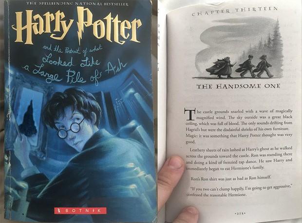 Tiểu thuyết lừng danh Harry Potter vừa có thêm chương mới, nhưng không phải do J.K. Rowling viết mà được chắp bút bởi AI - Ảnh 2.