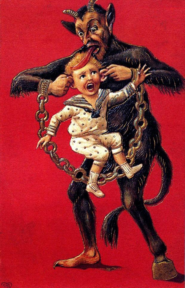 5 bí mật về ngày Giáng sinh: Nguyên mẫu của ông già Noel và câu chuyện đàn tuần lộc bị thiến - Ảnh 4.