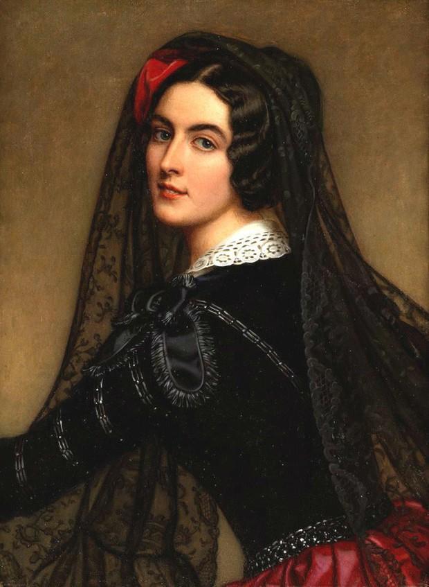 Đóa hồng hoang dại xinh đẹp và tai tiếng Lola: Vũ công một đời chồng vẫn khiến vua say đắm đến mức từ bỏ ngai vàng - Ảnh 1.