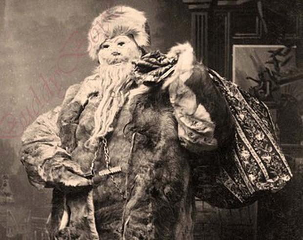Không chỉ có ông già Noel, những nhân vật bí ẩn và đáng sợ sau cũng xuất hiện trong truyền thuyết đêm Giáng sinh - Ảnh 1.