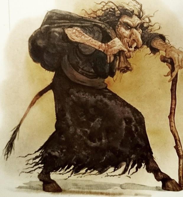Không chỉ có ông già Noel, những nhân vật bí ẩn và đáng sợ sau cũng xuất hiện trong truyền thuyết đêm Giáng sinh - Ảnh 7.