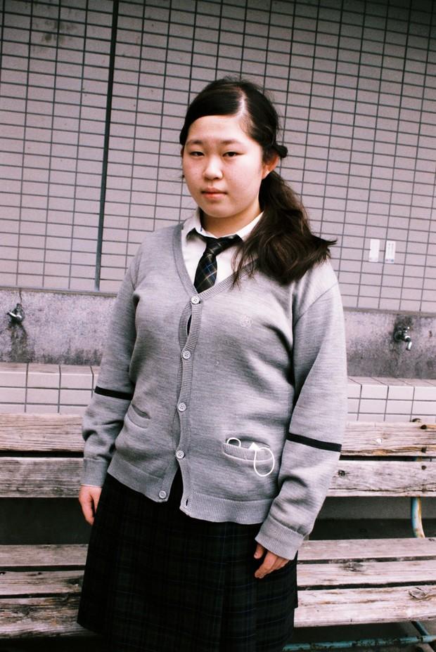Bộ ảnh độc đáo lột tả cuộc sống nữ sinh trung học Nhật Bản những giờ phút bên ngoài giảng đường - Ảnh 10.