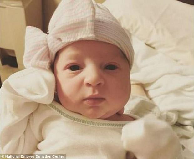 Vừa chào đời đã được 24 tuổi, em bé sơ sinh này chính là điều kỳ diệu của y học - Ảnh 2.
