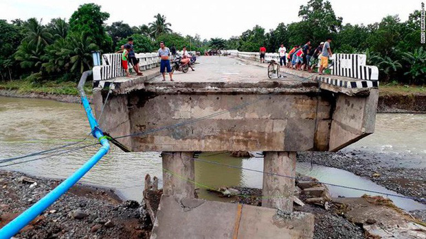 Bão Tembin sắp đổ bộ Việt Nam: Tàn phá khủng khiếp khi vào Philippines - Ảnh 1.