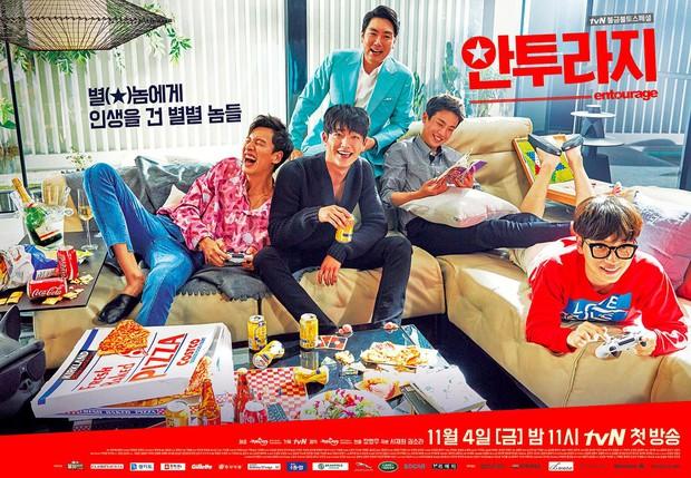 Đây là 5 sao Hàn nên tạm ngưng đóng chính, trở về làm vai phụ thì hơn - Ảnh 2.