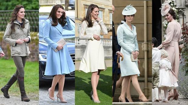 Tổng kết năm 2017, Công nương Kate đã chi hơn 3 tỷ đồng mua sắm quần áo - Ảnh 1.