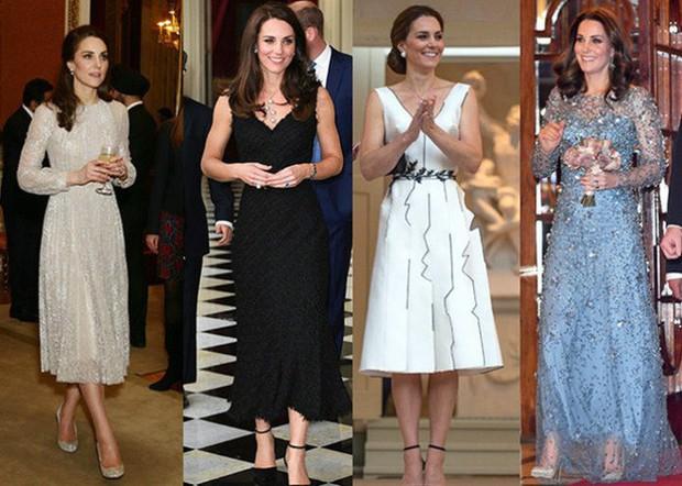 Tổng kết năm 2017, Công nương Kate đã chi hơn 3 tỷ đồng mua sắm quần áo - Ảnh 2.