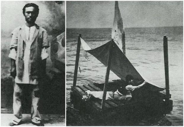 Life of Pi phiên bản đời thực: Người đàn ông lênh đênh trên biển suốt 133 ngày, bắt hải âu, giết cá mập để sinh tồn - Ảnh 4.