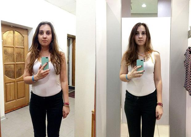 Cô nàng vạch trần tuyệt chiêu siêu lừa khách trong phòng thay đồ của các nhãn hiệu Zara, Mango, H&M... - Ảnh 11.