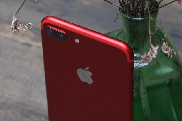 Mở hộp và trên tay iPhone 7 Plus đỏ đầu tiên tại Việt Nam, giá từ 25 triệu đồng - Ảnh 11.