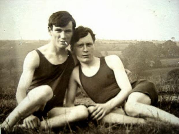 Những bức ảnh LGBT từ hàng trăm năm qua: Đồng tính chưa bao giờ là bệnh và thời nào cũng có cả - Ảnh 6.