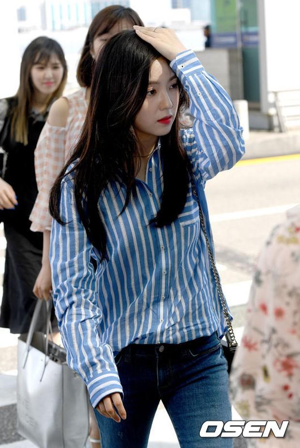 Nữ thần Kpop hai thế hệ đọ sắc: Sung Yuri U40 vẫn trẻ trung, Irene kém 10 tuổi cũng lép vế - Ảnh 11.