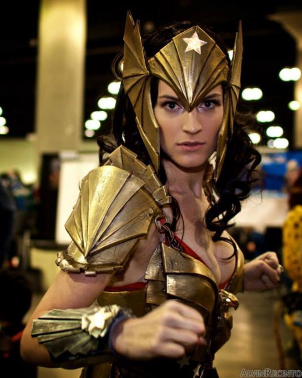 Ngắm dung nhan 14 cô gái cosplay Wonder Woman xinh lung linh như trong phim - Ảnh 19.