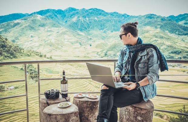 Chiêm ngưỡng những bức ảnh cực đẹp của giới trẻ với chiếc laptop mới ra mắt - Ảnh 11.