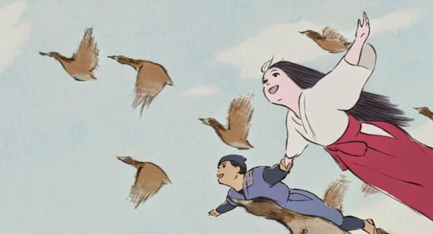 5 câu chuyện tình hay nhất của Studio Ghibli - Ảnh 11.
