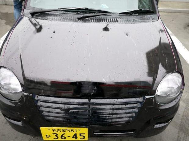 Nhật Bản: Bị chê dở hơi vì dùng bút viết bảng để sơn ô tô, sau khi đem xe đi rửa ai nấy đều bất ngờ - Ảnh 11.
